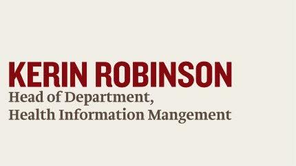Bachelor Of Health Information Management Degrees Courses La