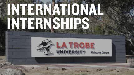 Overseas short programs, Careers and Opportunities, La Trobe University